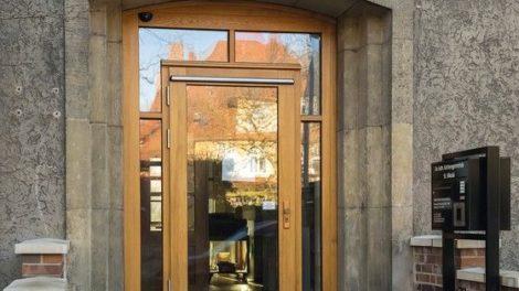 einflügelige Hoba-Außentür