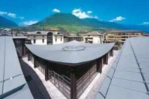 Metalldächer aus Titanzink