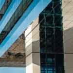Außendecke des Bürogebäudes für Cordeel