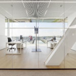 Büroarbeitsplätze für das Bauunternehmen Cordeel