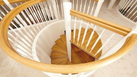 Holztreppe von Fuchs-Treppen