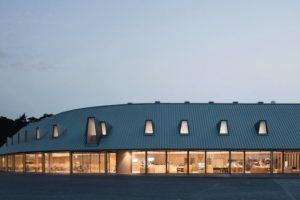 Besucherpavillon des Nationalparks Hoge Veluwe