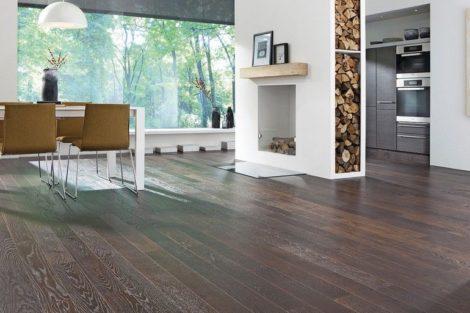 Temperierter Fußboden mit Einsparpotenzial