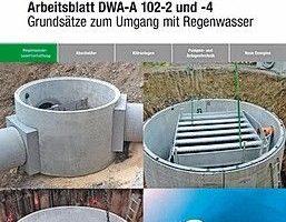 Regenwasser-Broschüre. Bild: Mall GmbH