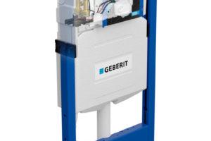 Geberit Unterputz-Spülkasten mit integrierter Hygienespülung