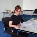 bba-Redakteurin Eva Berggötz.