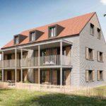 größtes 3D-gedrucktes Wohnhaus Europas
