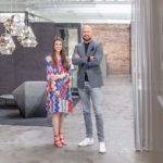 Heiner Kolde und Eva Boss von bkp