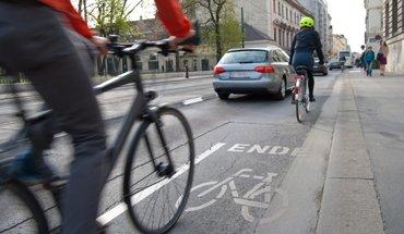 Die fahrradfreundliche Stadt ist Thema bei der Baukulturwerkstatt in Karlsruhe am 3. und 4. Mai 2018.