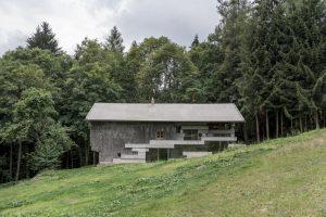 Austragshaus (Altenteilerhaus), Viechtach, Landkreis Regen. Bild: Deutscher Landbaukultur-Preis