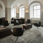 Tagungsraum in der Abtei in Siegburg