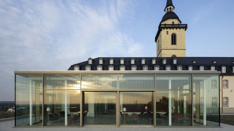 Abtei auf dem Michaelsberg in Siegburg