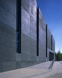 Hafven, Coworking und Makerspace, Hannover von Mensing Timofticiuc Architekten, Berlin. Bild: Hélène Binet