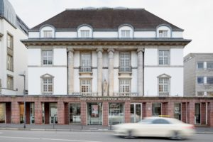 Deutsches Architekturmuseum Frankfurt. Bild: Moritz Bernoully