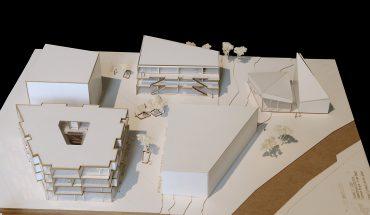 das VIERTEL – Entwurf: Janine Larsch und Elena Dumrauf; Grundstück: Christiani-Wiesen, Konstanz