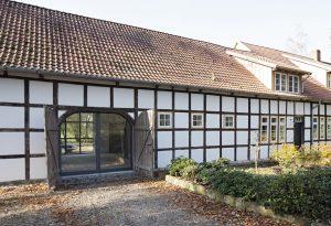 Heuerhaus, Lengerich / Nordrhein-Westfalen. Bild: Deutscher Landbaukultur-Preis