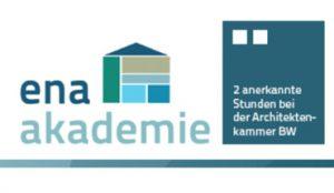 Die ena akademie ist eine neue Veranstaltungsreihe des Wirtschaftsverbandes ena e.V., european network architecture. Bild: ena