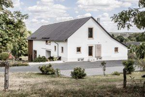 Alter Fruchtspeicher Schürdt, Landkreis Altenkirchen / Rheinland- Pfalz. Bild: Deutscher Landbaukultur-Preis