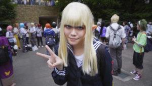 Teenager in Tokyo
