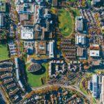 Stadtentwicklung Stuttgart von oben. Bild: Max Böttinger on Unsplash