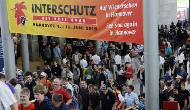 INTERSCHUTZ 2010 (7. bis 12. Juni)
