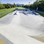 Skatepark in Ortbeton