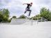 Eine neue Skate-Anlage in Heidelberg-Wieblingen wurde aufwändig geplant und vor Ort mit Spritzbeton in Handarbeit modelliert. Bild: HeidelbergCement AG/Bernhard Eisnecker, Lossen Foto GmbH