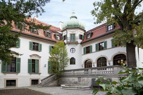 Stadtbibliothek Monacensia. Bild: Stadt München