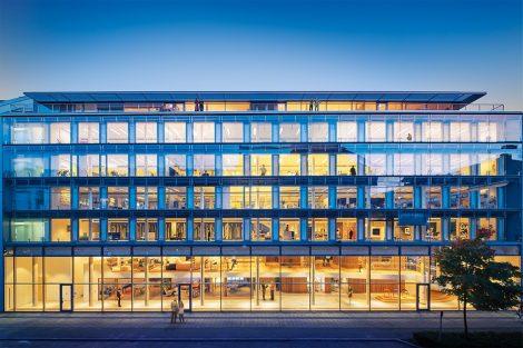 Steelcase Innovation Center. Bild: Steelcase