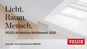 Velux lobt auch 2020 wieder seinen Architekten-Wettbewerb aus. Einreichungen sind bis zum 23. März möglich. Grafik: Velux/Helga Blocksdorf/ Simon Menges