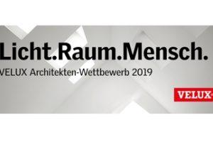 Banner Velux Architekturwettbewerb. Bild: Velux