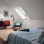 Die europäische Tageslichtnorm fordert deutlich mehr Tageslicht-Versorgung von Räumen als bisher. Bild: Velux Deutschland GmbH