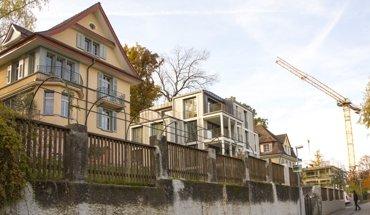 Ein interdisziplinäres Team der Hochschule Luzern hat ein Vorgehen zur baulichen Entwicklung und Verdichtung von Siedlungen entwickelt. Foto: Ulrike Alexius