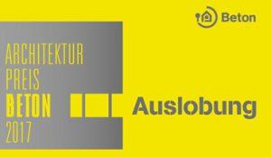 Das InformationsZentrum Beton lobt in Kooperation mit dem Bund Deutscher Architekten BDA den Architekturpreis Beton 2017 aus. Foto: InformationsZentrum Beton