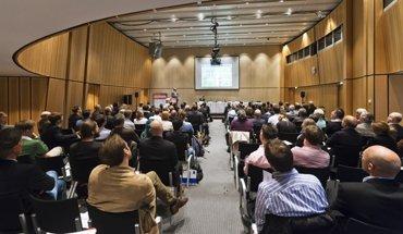 Vom 3. bis 5. Mai 2017 bieten die Berliner Energietage ein Forum zu aktuellen Themen in den Bereichen Energieeffizienz und Klimaschutz. Foto: Rolf Schulten, Berlin