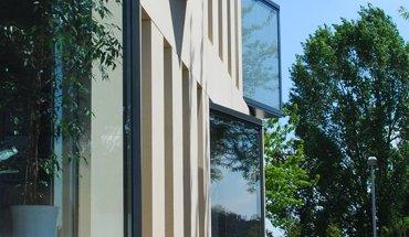 Die Veranstaltung Fertigteilfassaden aus Architekturbeton informiert am 14. November 2017 in Leipzig über neue architektonische Gestaltungsmöglichkeiten. Bild: InformationsZentrum Beton GmbH