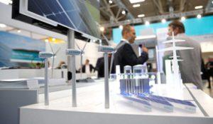 Vom 31. Mai bis zum 2. Juni widmet sich das Smart Renewable Energy Forum den neuen Konzepten und Technologien für die digitale Vernetzung entlang der Energiewertschöpfungskette. Foto: Solar Promotion GmbH