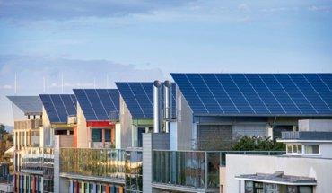 Laut einer Studie könnten 3,8 Millionen Wohnungen mit Mieterstrom versorgt werden. Foto: Intersolar Europe