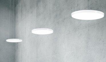 Good Design Award für die konsequent richtungsneutrale Leuchte Ondaria. Bild: Zumtobel Bild: Zumtobel