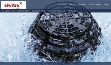 Das Entwässerungstool von Alwitra macht es möglich die Flachdachentwässerung einfach und unverbindlich zu überprüfen oder vorzudimensionieren. Foto: Alwitra