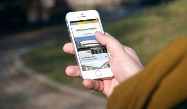 Die Architekturführer-App ist jetzt auch auf Englisch und Französisch verfügbar. Foto: Architektenkammer Baden Württemberg